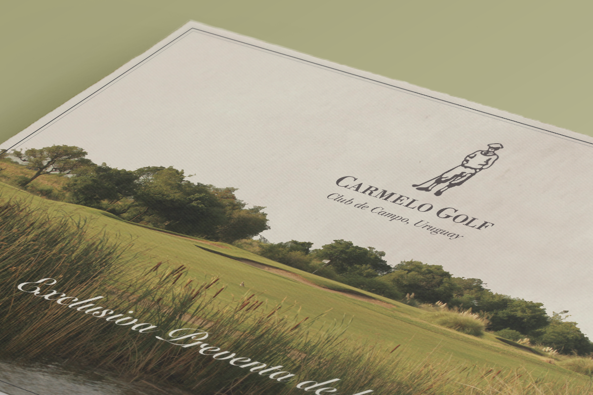 Carmelo Golf - Club de Campo / Uruguay / Carpeta de Venta