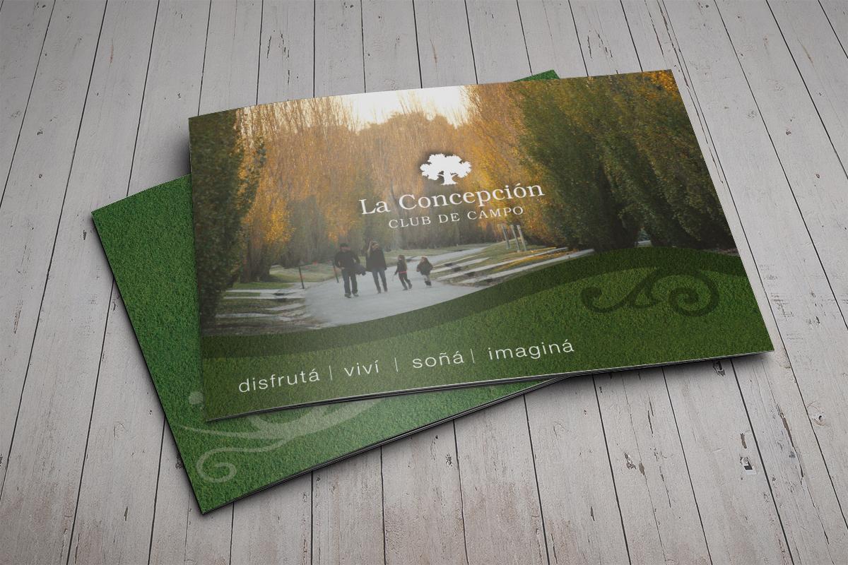 La Concepción de Luján - condominios / Argentina / Brochure