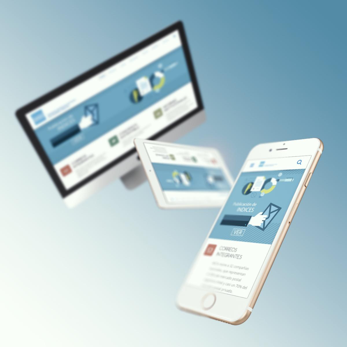 AECA - Asociación de Empresas de Correo de la República Argentina / Website