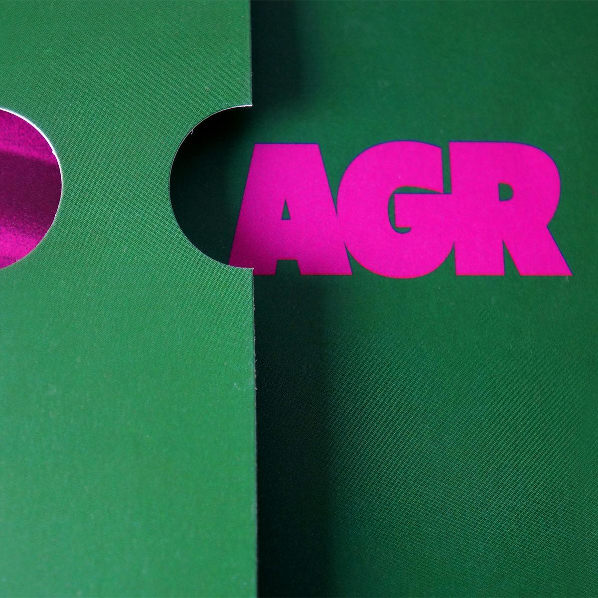 AGR imprenta / Argentina / Carpeta Institucional