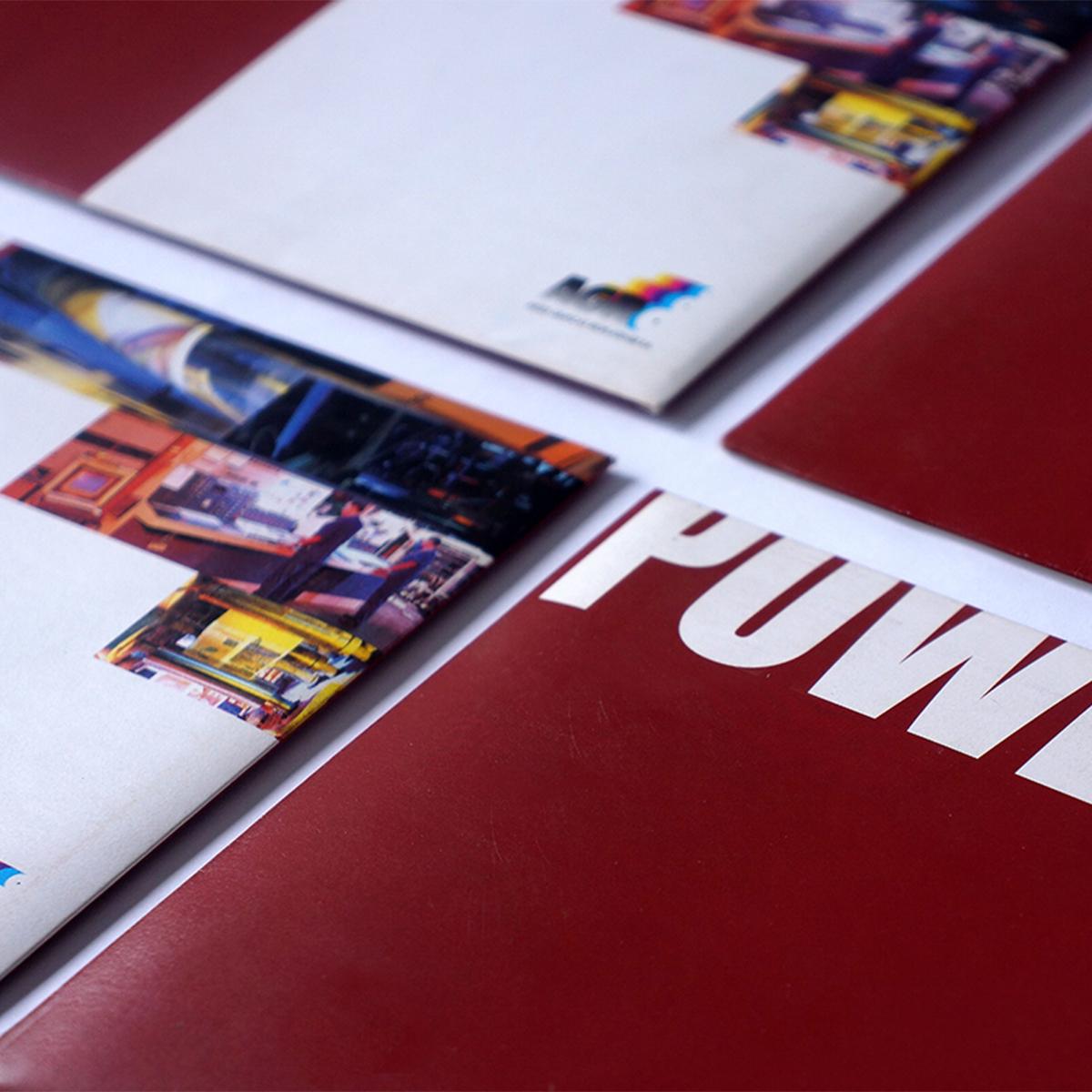AGR imprenta / Argentina / Brochure institucional