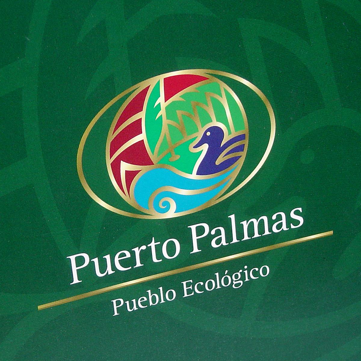 Puerto Palmas - Pueblo Ecológico / Argentina / Marca / Editorial