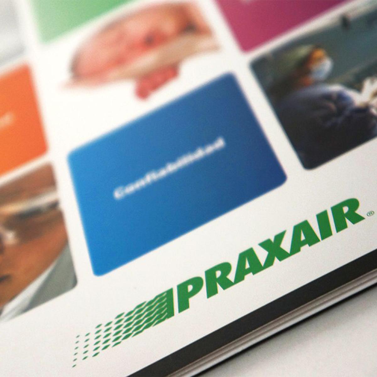 Praxair / Argentina / Folletos Medicinales