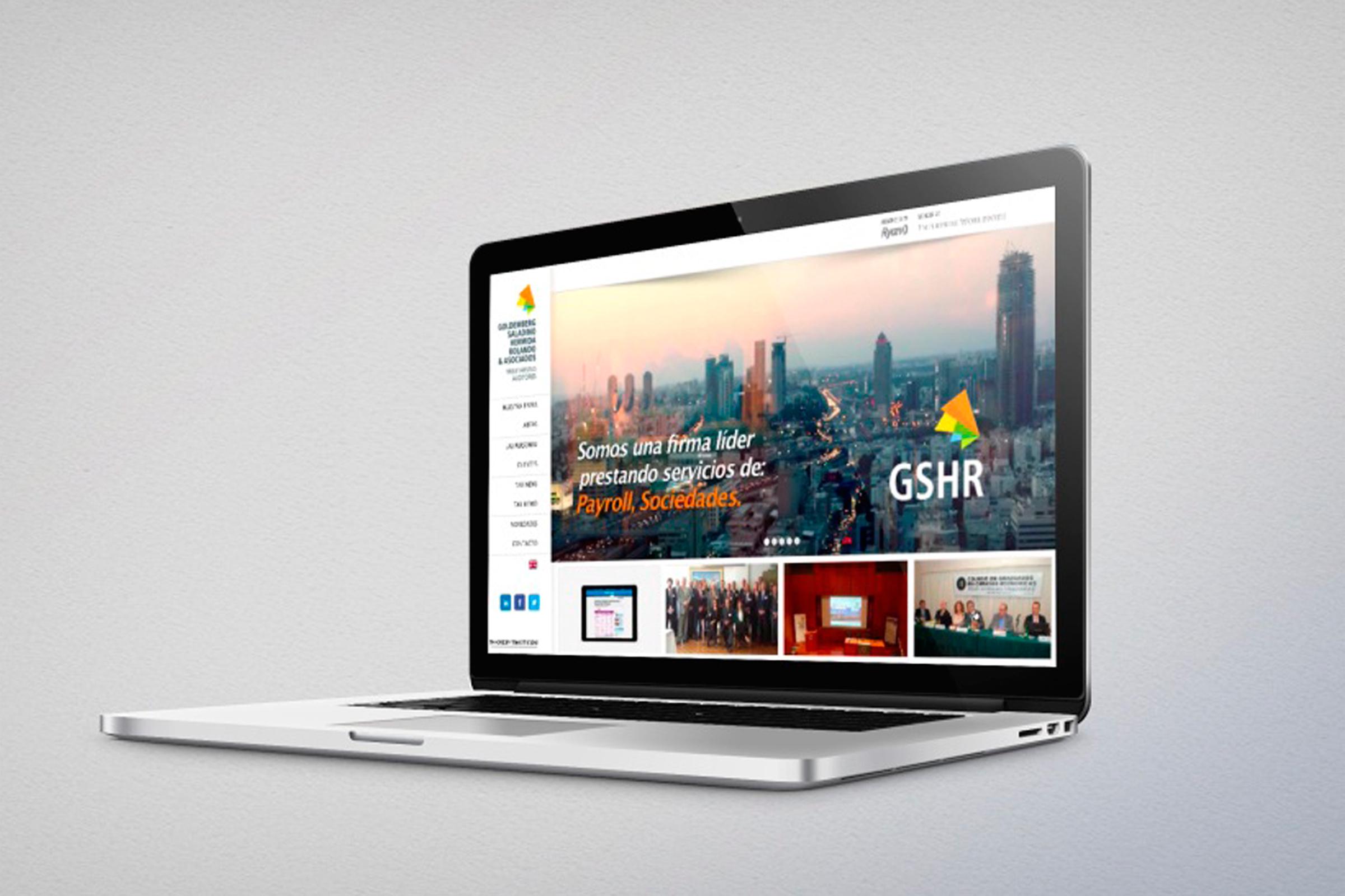 GSHR / Argentina / Website