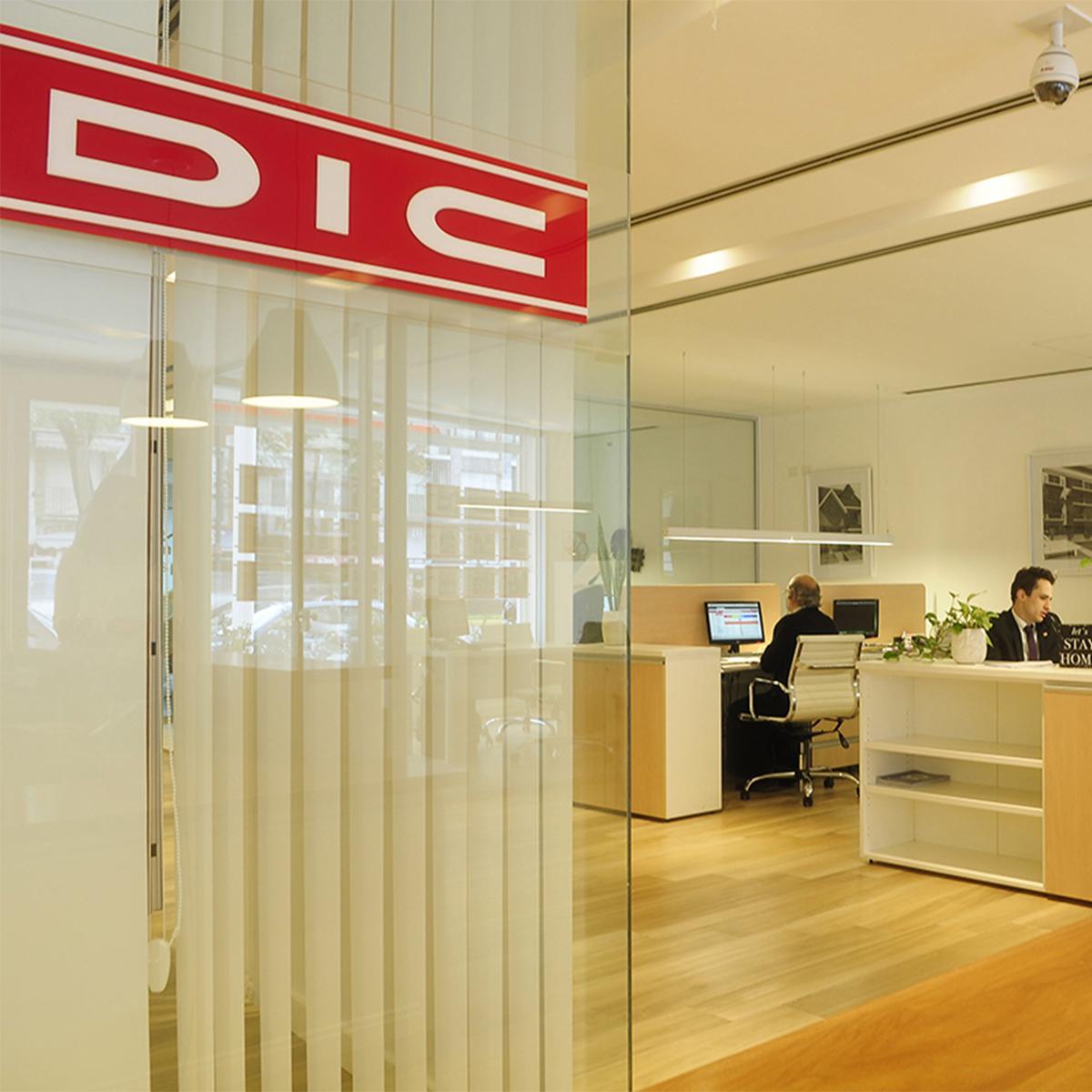DIC propiedades / Argentina / Branding