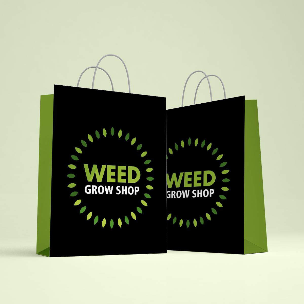 Weed - Grow shop / Argentina / Marca